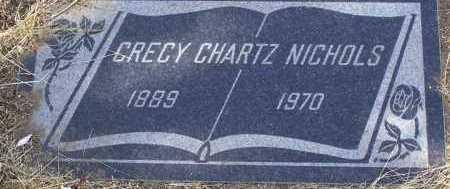 NICHOLS, CRECY JUDY - Yavapai County, Arizona   CRECY JUDY NICHOLS - Arizona Gravestone Photos