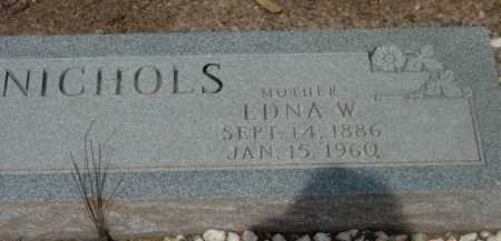 WILLARD NICHOLS, F. E. - Yavapai County, Arizona | F. E. WILLARD NICHOLS - Arizona Gravestone Photos