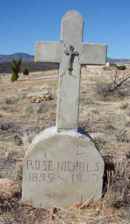NICHOLS, ROSE - Yavapai County, Arizona | ROSE NICHOLS - Arizona Gravestone Photos