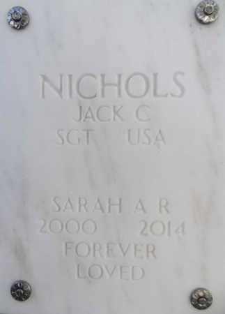 NICHOLS, SARAH ALLYSON ROSE - Yavapai County, Arizona | SARAH ALLYSON ROSE NICHOLS - Arizona Gravestone Photos