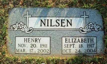 NILSEN, HENRY - Yavapai County, Arizona | HENRY NILSEN - Arizona Gravestone Photos