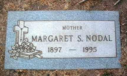 FUENTES NODAL, MARGARET S. - Yavapai County, Arizona | MARGARET S. FUENTES NODAL - Arizona Gravestone Photos