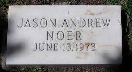 NOER, JASON ANDREW - Yavapai County, Arizona | JASON ANDREW NOER - Arizona Gravestone Photos