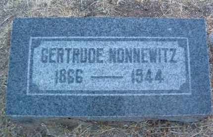 ECKBERG NONNEWITZ, GERTRUDE - Yavapai County, Arizona | GERTRUDE ECKBERG NONNEWITZ - Arizona Gravestone Photos
