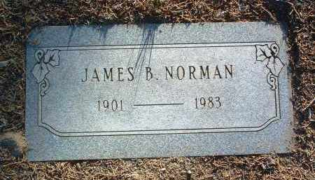 NORMAN, JAMES B. - Yavapai County, Arizona | JAMES B. NORMAN - Arizona Gravestone Photos