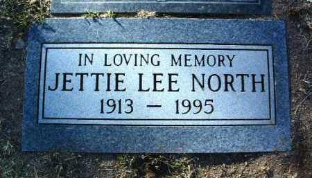 NORTH, JETTIE LEE - Yavapai County, Arizona | JETTIE LEE NORTH - Arizona Gravestone Photos