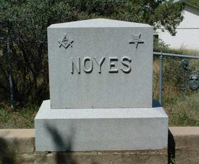 SMITH NOYES, EMELINE M. - Yavapai County, Arizona | EMELINE M. SMITH NOYES - Arizona Gravestone Photos