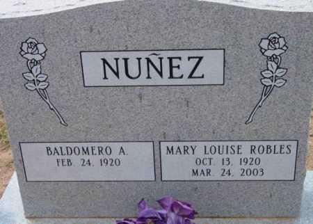 ROBLES NUNEZ, MARY L. - Yavapai County, Arizona | MARY L. ROBLES NUNEZ - Arizona Gravestone Photos
