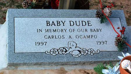 OCAMPO, CARLOS A. - Yavapai County, Arizona | CARLOS A. OCAMPO - Arizona Gravestone Photos