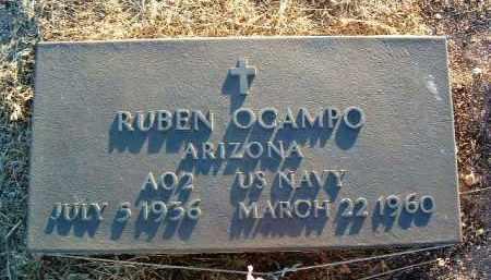 OCAMPO, RUBEN - Yavapai County, Arizona | RUBEN OCAMPO - Arizona Gravestone Photos