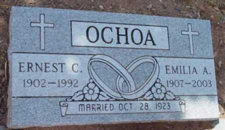 OCHOA, ERNEST C. - Yavapai County, Arizona | ERNEST C. OCHOA - Arizona Gravestone Photos