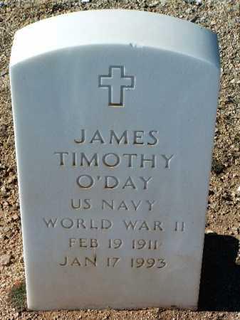 O'DAY, JAMES TIMOTHY - Yavapai County, Arizona | JAMES TIMOTHY O'DAY - Arizona Gravestone Photos