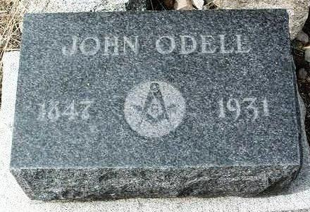ODELL, JOHN P. - Yavapai County, Arizona | JOHN P. ODELL - Arizona Gravestone Photos