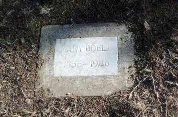 ODELL, MARY - Yavapai County, Arizona | MARY ODELL - Arizona Gravestone Photos