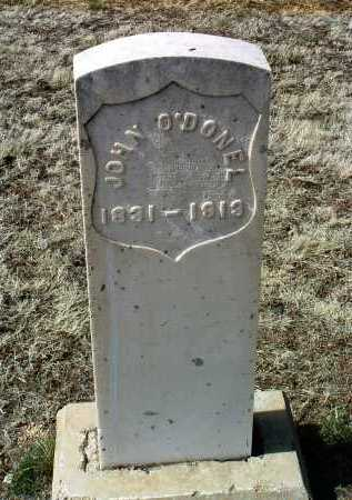 O'DONEL, JOHN - Yavapai County, Arizona   JOHN O'DONEL - Arizona Gravestone Photos