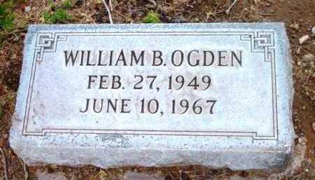 OGDEN, WILLIAM BEEBE - Yavapai County, Arizona   WILLIAM BEEBE OGDEN - Arizona Gravestone Photos