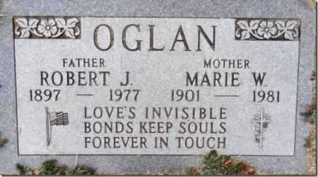 OGLAN, ROBERT JAMES - Yavapai County, Arizona | ROBERT JAMES OGLAN - Arizona Gravestone Photos