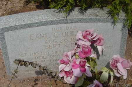 OHLWILER, EARL CHARLES - Yavapai County, Arizona   EARL CHARLES OHLWILER - Arizona Gravestone Photos
