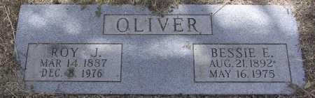 OLIVER, BESSIE ELENORE - Yavapai County, Arizona | BESSIE ELENORE OLIVER - Arizona Gravestone Photos