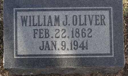 OLIVER, WILLIAM JOHN - Yavapai County, Arizona | WILLIAM JOHN OLIVER - Arizona Gravestone Photos