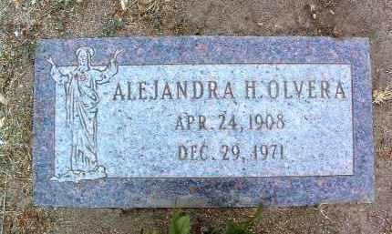 OLVERA, ALEJANDRA H. - Yavapai County, Arizona | ALEJANDRA H. OLVERA - Arizona Gravestone Photos