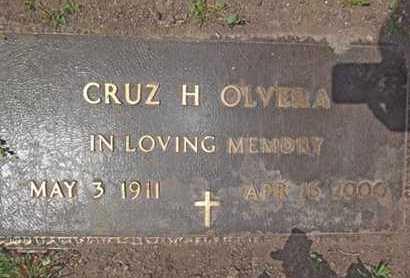 HERNANDEZ OLVERA, CRUZ - Yavapai County, Arizona | CRUZ HERNANDEZ OLVERA - Arizona Gravestone Photos