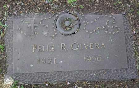 OLVERA, FELIZ RAMIREZ - Yavapai County, Arizona | FELIZ RAMIREZ OLVERA - Arizona Gravestone Photos