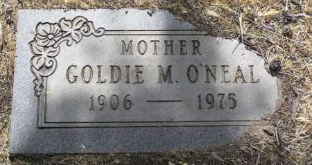 O'NEAL, GOLDIE M. - Yavapai County, Arizona | GOLDIE M. O'NEAL - Arizona Gravestone Photos