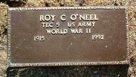 O'NEEL, ROY CURTIS - Yavapai County, Arizona | ROY CURTIS O'NEEL - Arizona Gravestone Photos