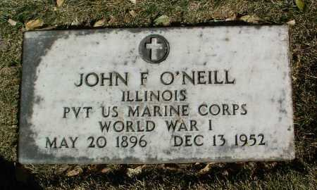 O'NEILL, JOHN F. - Yavapai County, Arizona | JOHN F. O'NEILL - Arizona Gravestone Photos