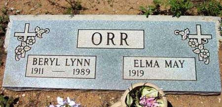 ORR, ELMA MAY - Yavapai County, Arizona | ELMA MAY ORR - Arizona Gravestone Photos