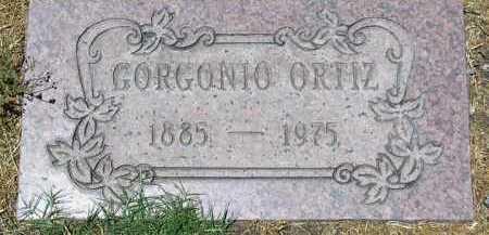 ORTIZ, GORGONIO - Yavapai County, Arizona   GORGONIO ORTIZ - Arizona Gravestone Photos