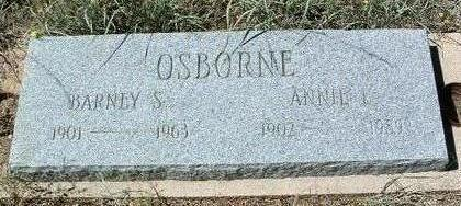OSBORNE, ANNIE LAURIE - Yavapai County, Arizona | ANNIE LAURIE OSBORNE - Arizona Gravestone Photos