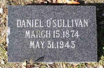 O'SULLIVAN, DANIEL - Yavapai County, Arizona   DANIEL O'SULLIVAN - Arizona Gravestone Photos