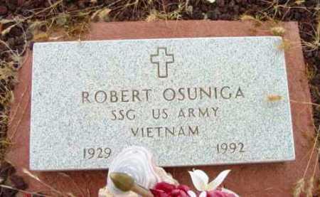 OSUNIGA, ROBERT - Yavapai County, Arizona   ROBERT OSUNIGA - Arizona Gravestone Photos