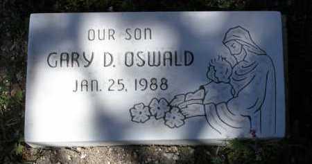 OSWALD, GARY D. - Yavapai County, Arizona | GARY D. OSWALD - Arizona Gravestone Photos
