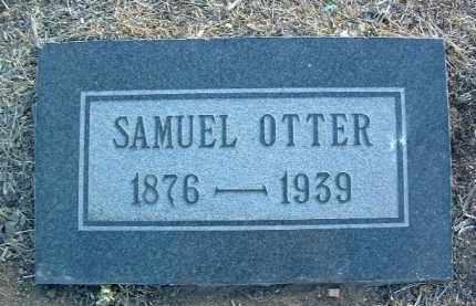 OTTER, SAMUEL - Yavapai County, Arizona   SAMUEL OTTER - Arizona Gravestone Photos
