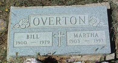 OVERTON, MARTHA ELLEN - Yavapai County, Arizona | MARTHA ELLEN OVERTON - Arizona Gravestone Photos