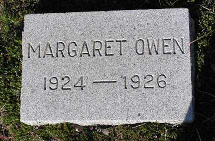 OWEN, MARGARET - Yavapai County, Arizona | MARGARET OWEN - Arizona Gravestone Photos