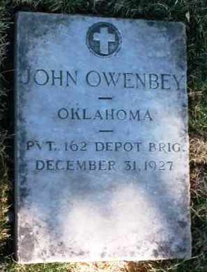 OWENBEY, JOHN - Yavapai County, Arizona | JOHN OWENBEY - Arizona Gravestone Photos