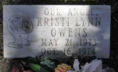 OWENS, KRISTI LYNN - Yavapai County, Arizona   KRISTI LYNN OWENS - Arizona Gravestone Photos
