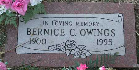 OWINGS, BERNICE CLARISSE - Yavapai County, Arizona | BERNICE CLARISSE OWINGS - Arizona Gravestone Photos