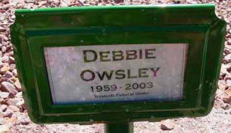 OWSLEY, DEBBIE RENEE - Yavapai County, Arizona | DEBBIE RENEE OWSLEY - Arizona Gravestone Photos