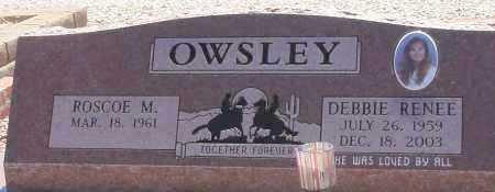 SIMS OWSLEY, DEBBIE RENEE - Yavapai County, Arizona | DEBBIE RENEE SIMS OWSLEY - Arizona Gravestone Photos