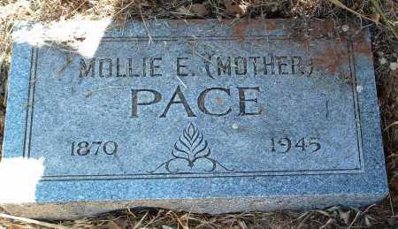 PACE, MOLLIE E. - Yavapai County, Arizona   MOLLIE E. PACE - Arizona Gravestone Photos