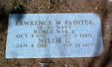 PAINTER, LAWRENCE WILLIAM - Yavapai County, Arizona | LAWRENCE WILLIAM PAINTER - Arizona Gravestone Photos