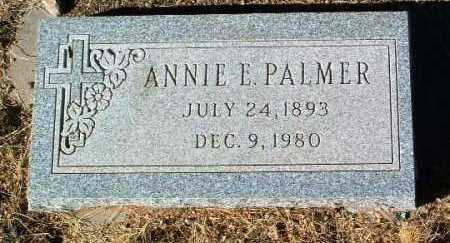 PALMER, ANNIE E. - Yavapai County, Arizona | ANNIE E. PALMER - Arizona Gravestone Photos