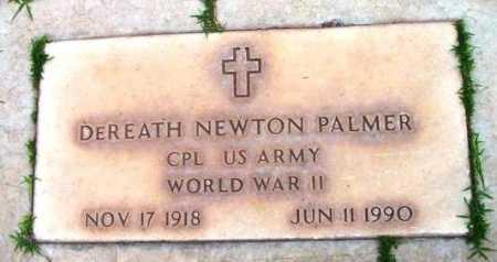 PALMER, DEREATH NEWTON - Yavapai County, Arizona | DEREATH NEWTON PALMER - Arizona Gravestone Photos