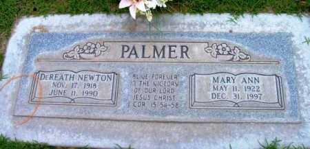 PALMER, MARY ANN - Yavapai County, Arizona | MARY ANN PALMER - Arizona Gravestone Photos