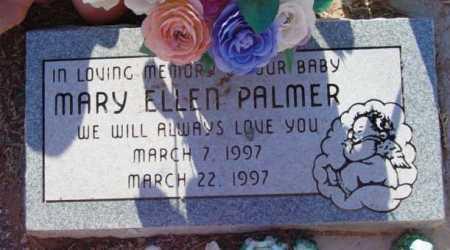 PALMER, MARY ELLEN - Yavapai County, Arizona   MARY ELLEN PALMER - Arizona Gravestone Photos